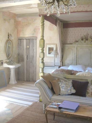 La chambre baldequin
